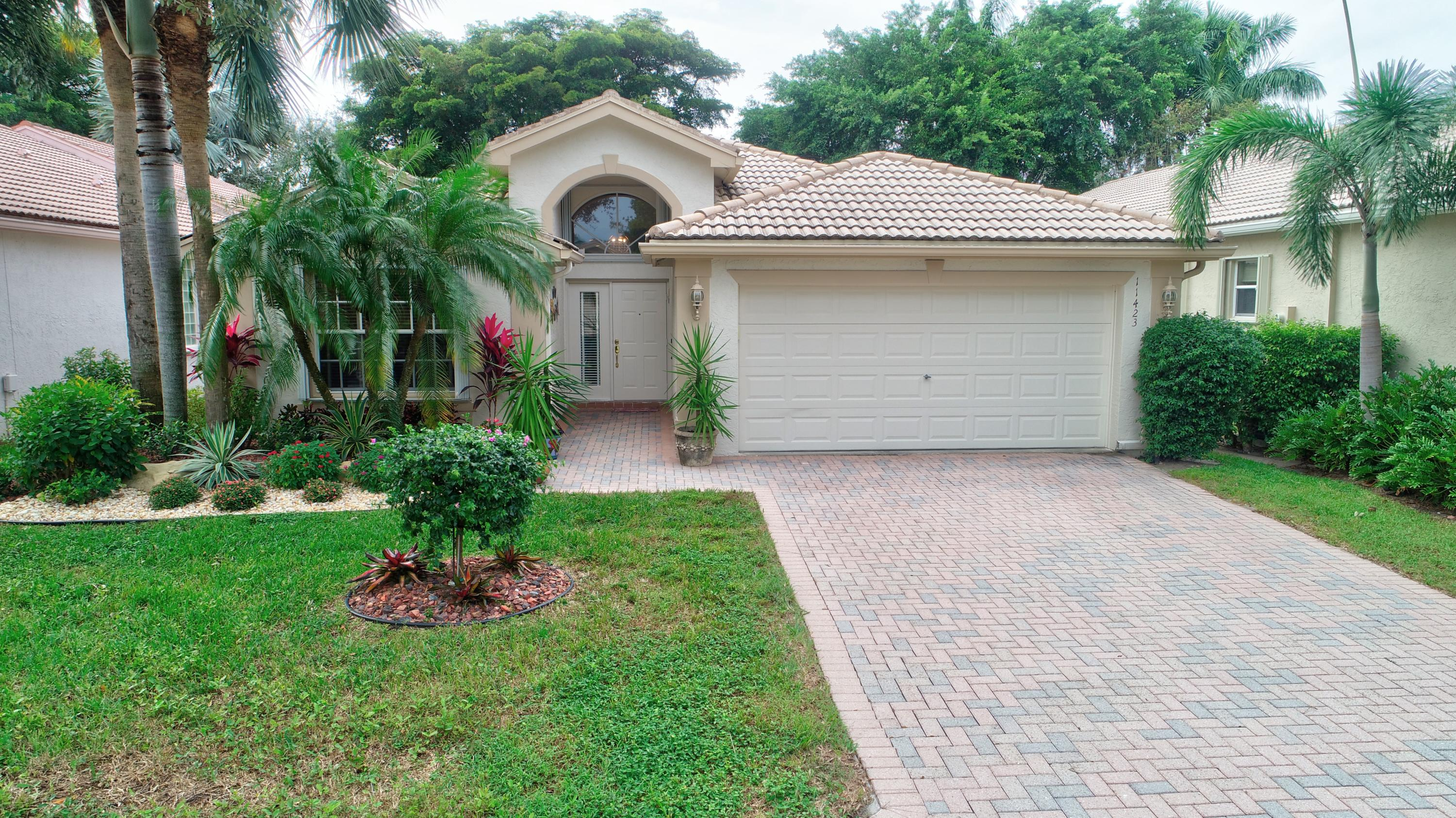 11423 Lanai Lane  Boynton Beach FL 33437