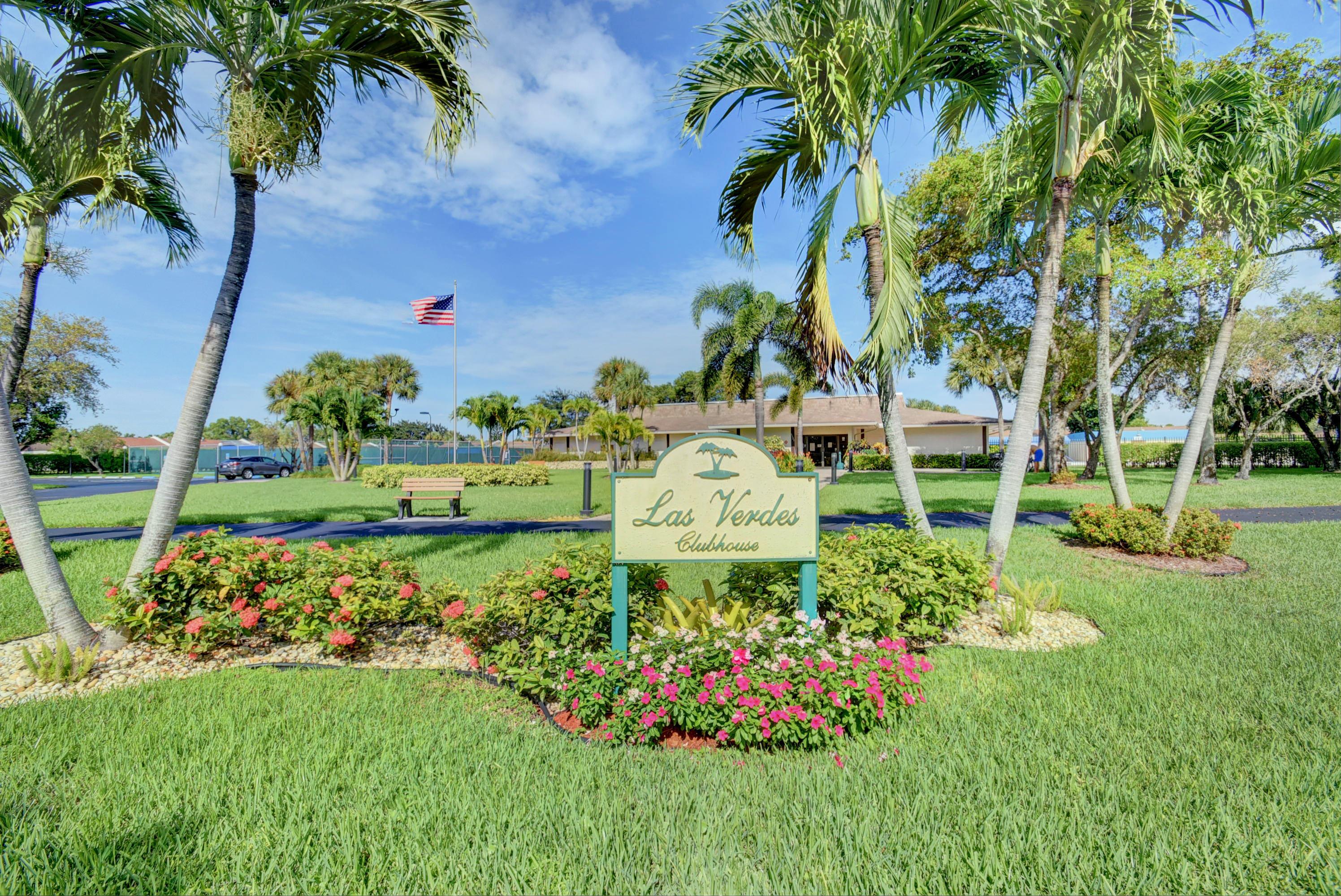 Home for sale in Las Verdes/Seagrape Condo Delray Beach Florida