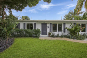 Come and see this wonderful opportunity to own OVER two thousand square feet +4 bedrooms & 2.5 bathrooms in North Palm Beach! 729 Huckleberry Ln offers all the charm of the neighborhood, with a well thought out & spacious addition, The house has two masters offering a large Master walk in closet and bathroom. This home is a split floor plan, and has two separate living areas connected with an open kitchen concept. Some fun features this home offers include the barn door leading to the wine cellar, an airconditioned workshop for all your tools and equipment, and an oversized laundry/pantry/storage area with wonderful built-ins. Recent improvements include Impact windows, new flooring & freshly painted. Come and see all North Palm has to offer, including the Clubhouse & Restaurant!