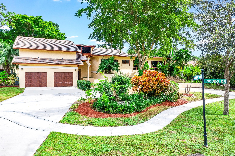 Home for sale in ESTANCIA II OF VIA VERDE Boca Raton Florida