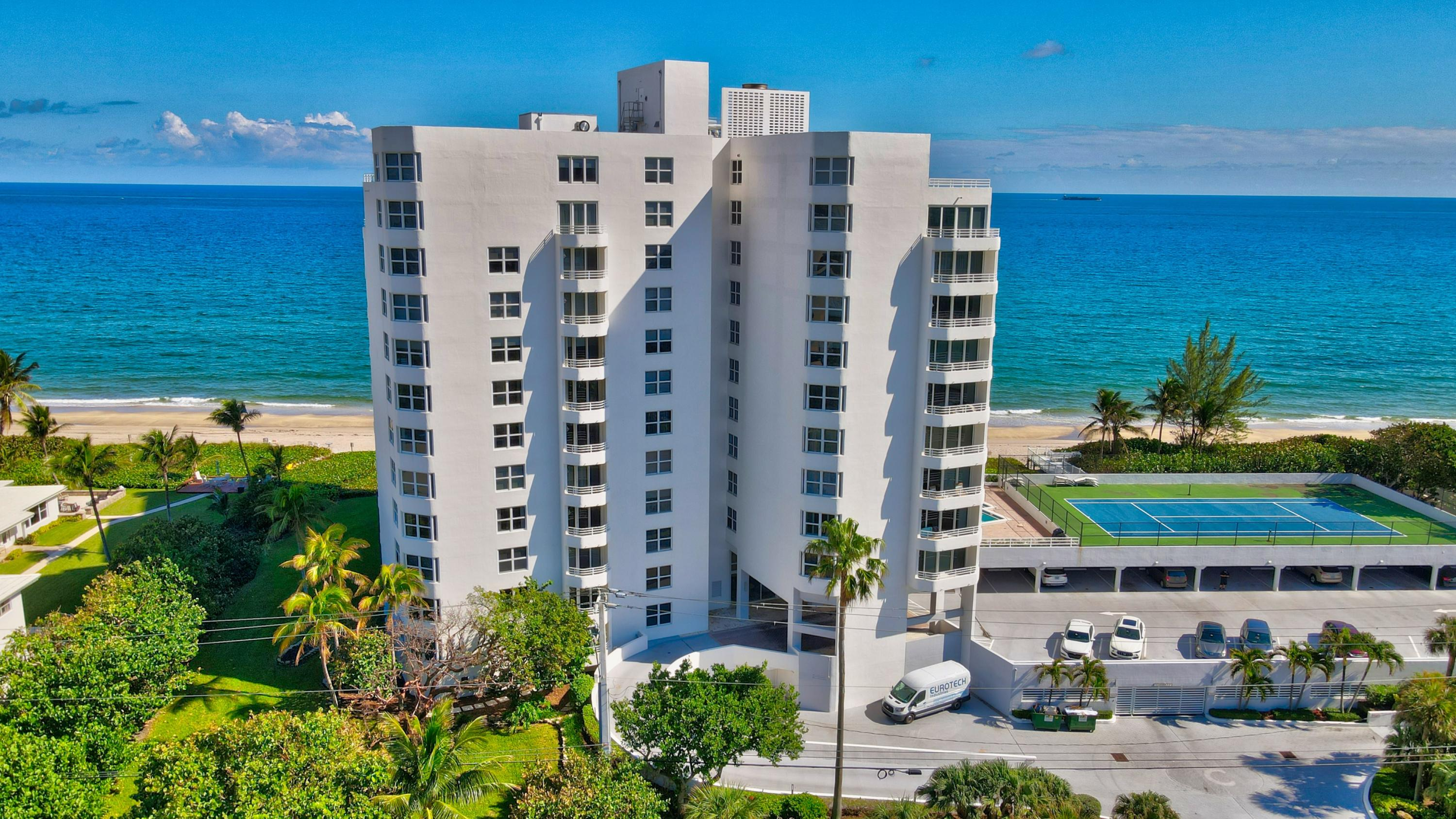 3407 S Ocean Boulevard Ph-B  Highland Beach FL 33487