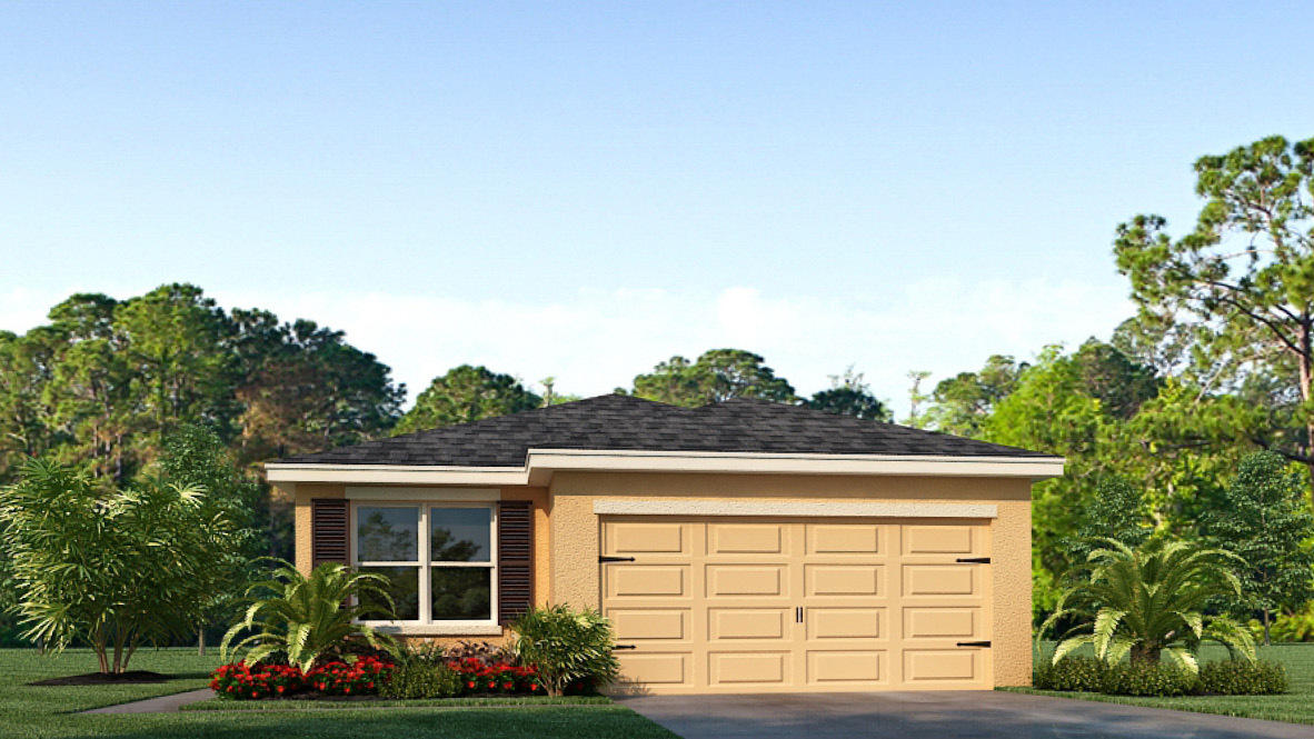 Home for sale in Crosstown Commons Port Saint Lucie Florida