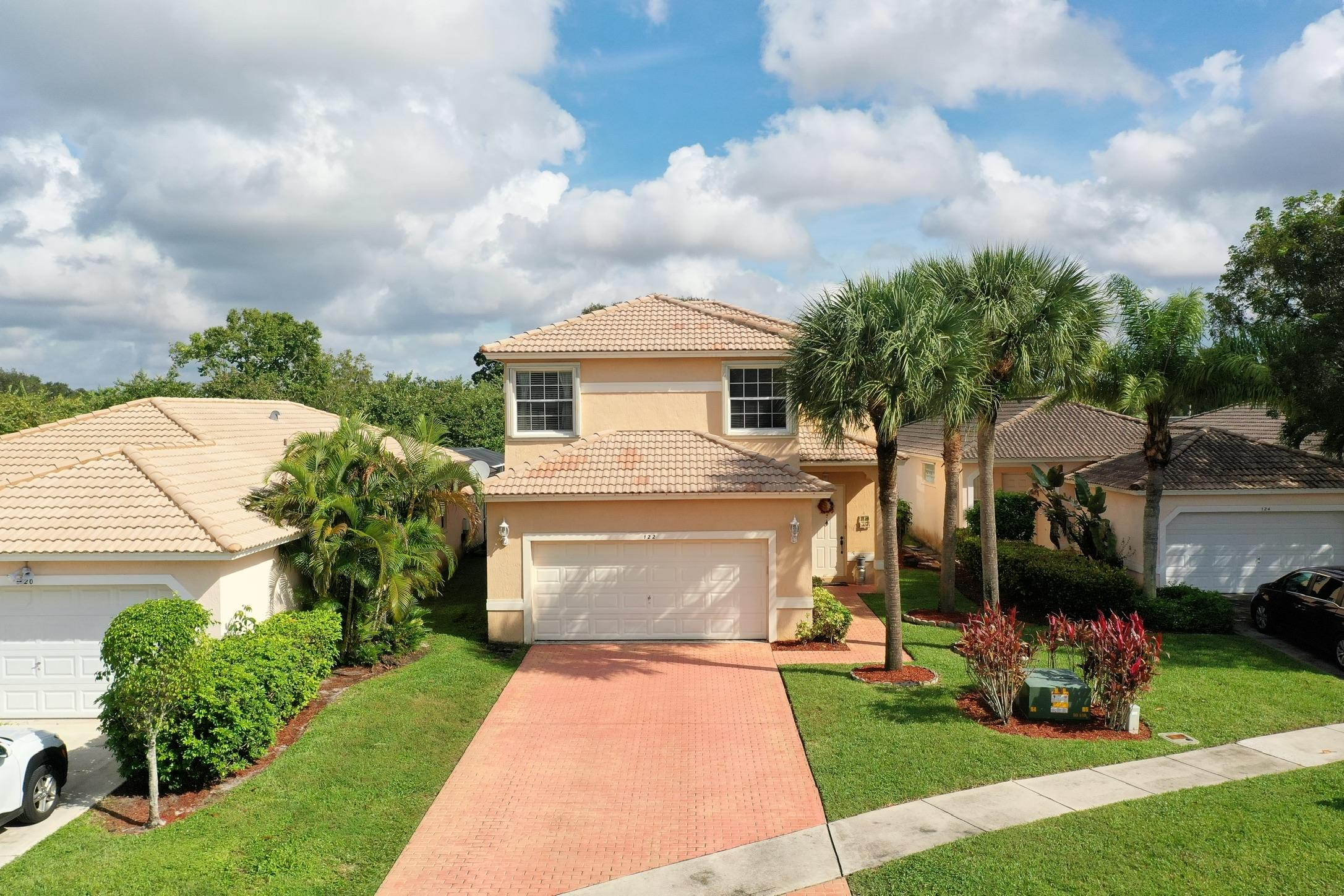Home for sale in COUNTRY CLUB VIEWS Royal Palm Beach Florida