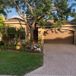 Home for sale in Canyon Lakes Pl 1 (a Boynton Beach Florida