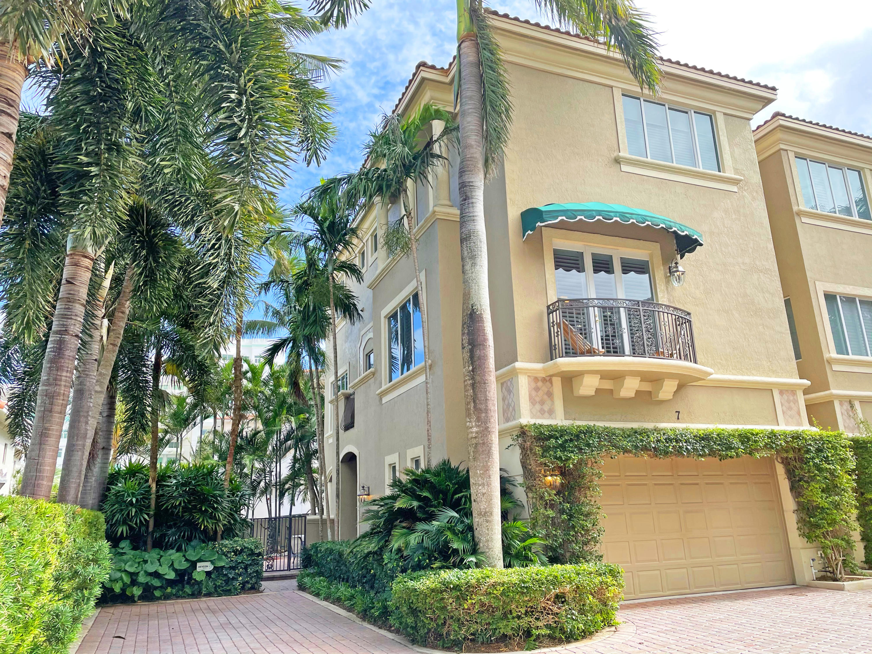 Home for sale in Saturnia By The Sea Boca Raton Florida