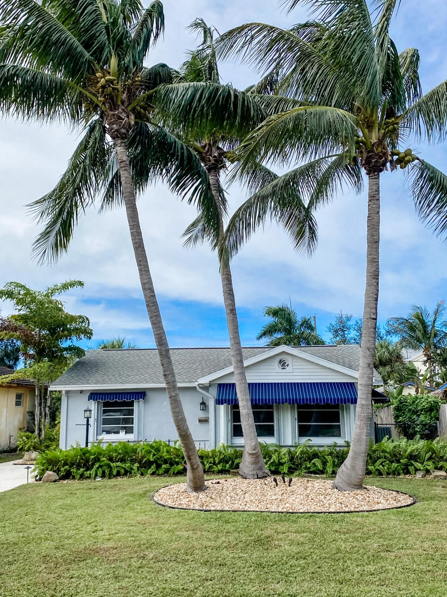Home for sale in South Palm Park Lake Worth Beach Florida