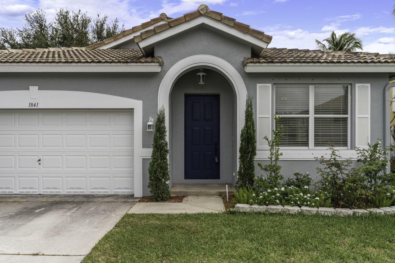 Home for sale in Borgata Boynton Beach Florida