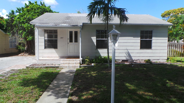 817 Winters Street West Palm Beach, FL 33405