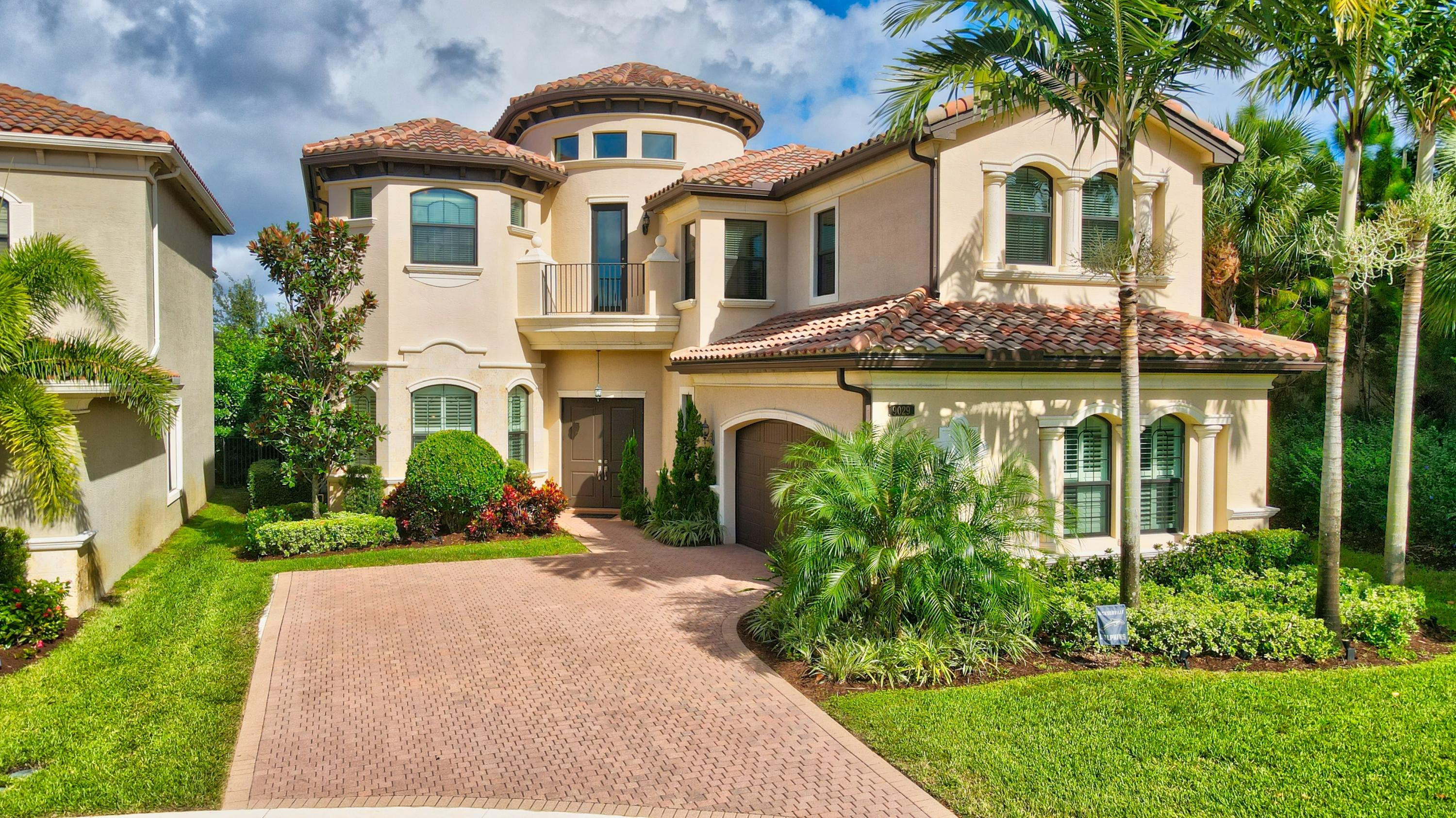 Home for sale in Seven Bridges Delray Beach Florida