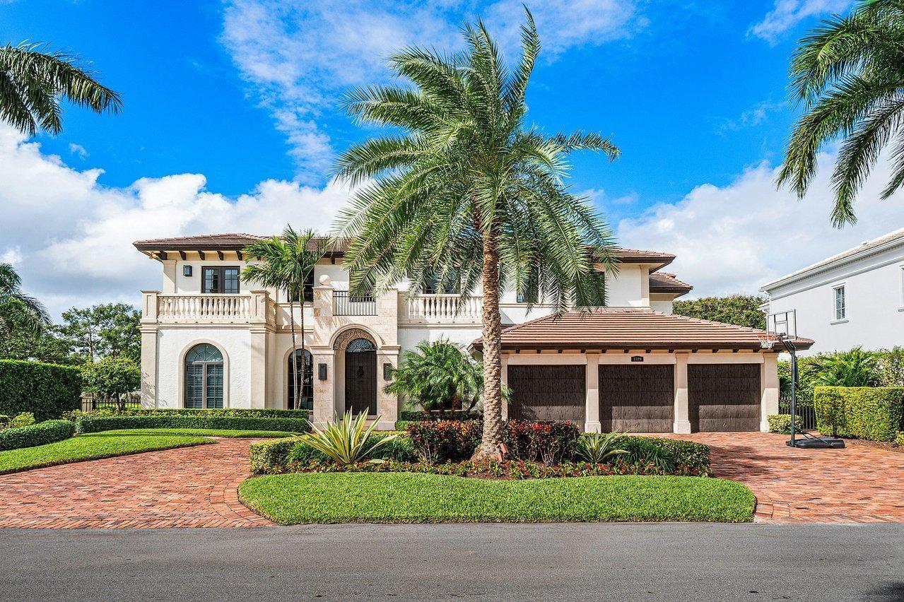 1329 Thatch Palm Drive Boca Raton, FL 33432 photo 1