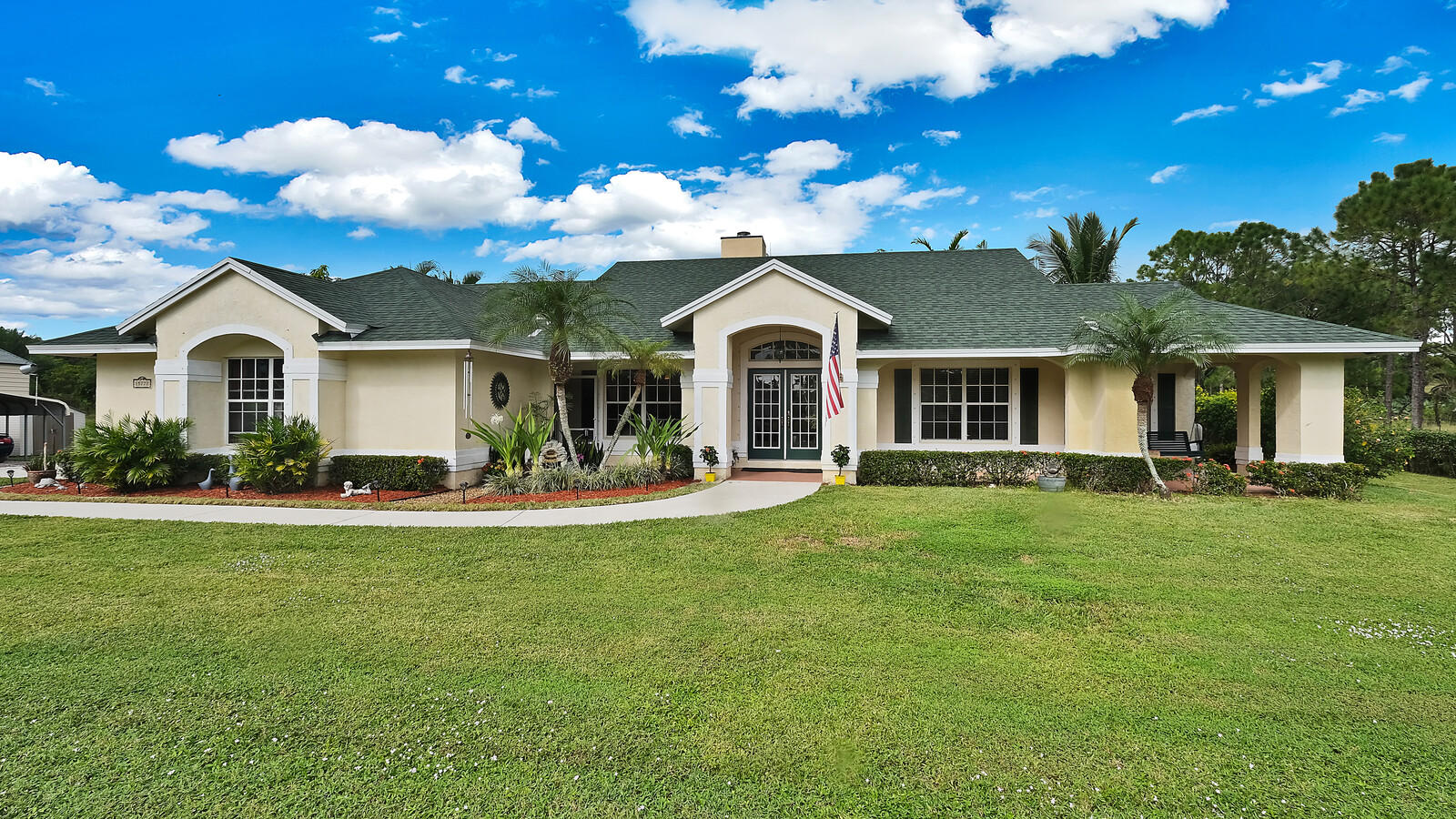 Home for sale in Acreage/Loxahatchee The Acreage Florida