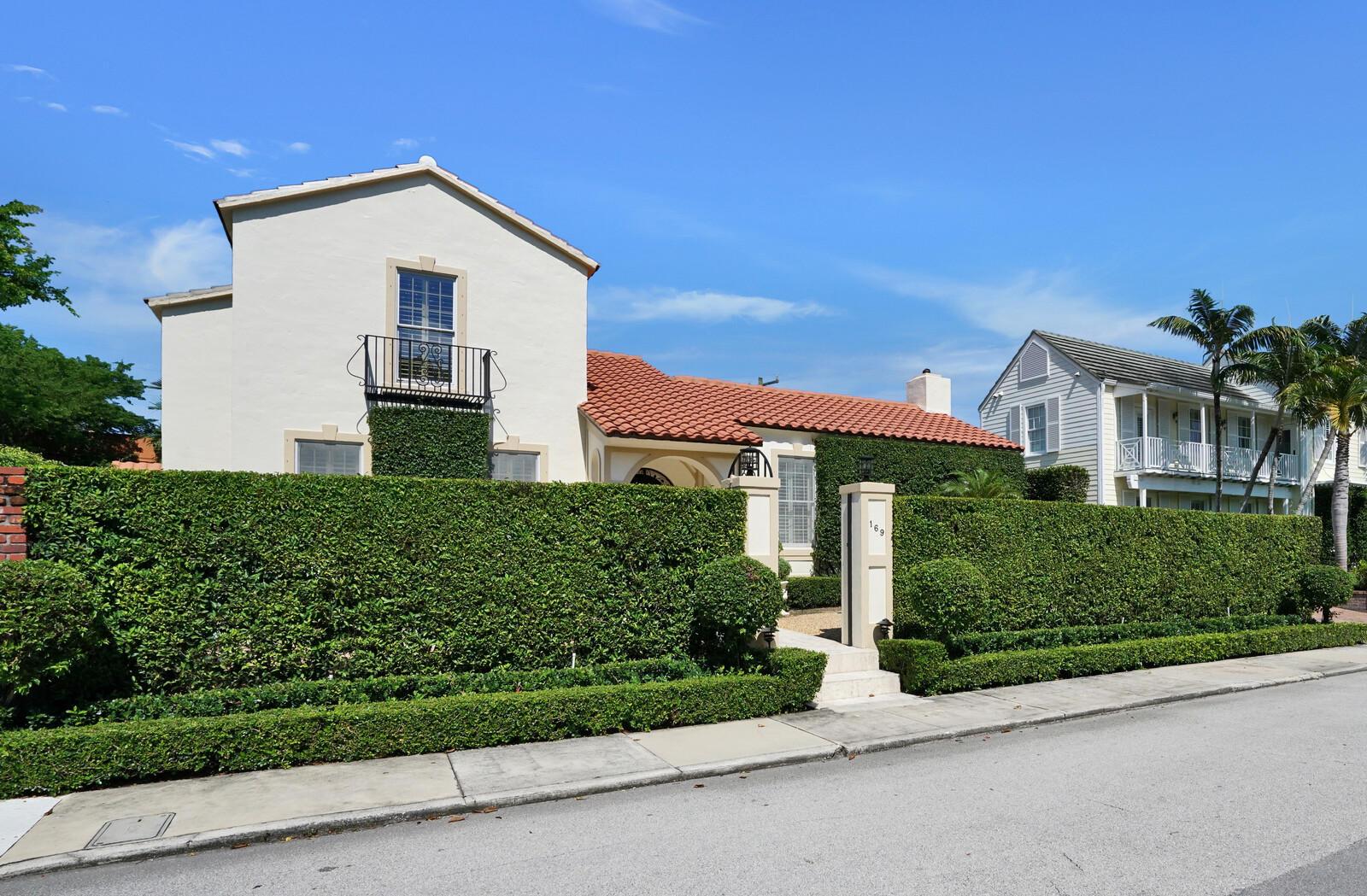 169 Seaview Avenue  Palm Beach FL 33480