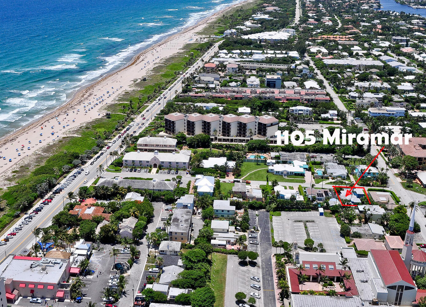 1105 Miramar Drive, Delray Beach, Florida 33483, 5 Bedrooms Bedrooms, ,3.1 BathroomsBathrooms,Single Family Detached,For Sale,Miramar,RX-10568577