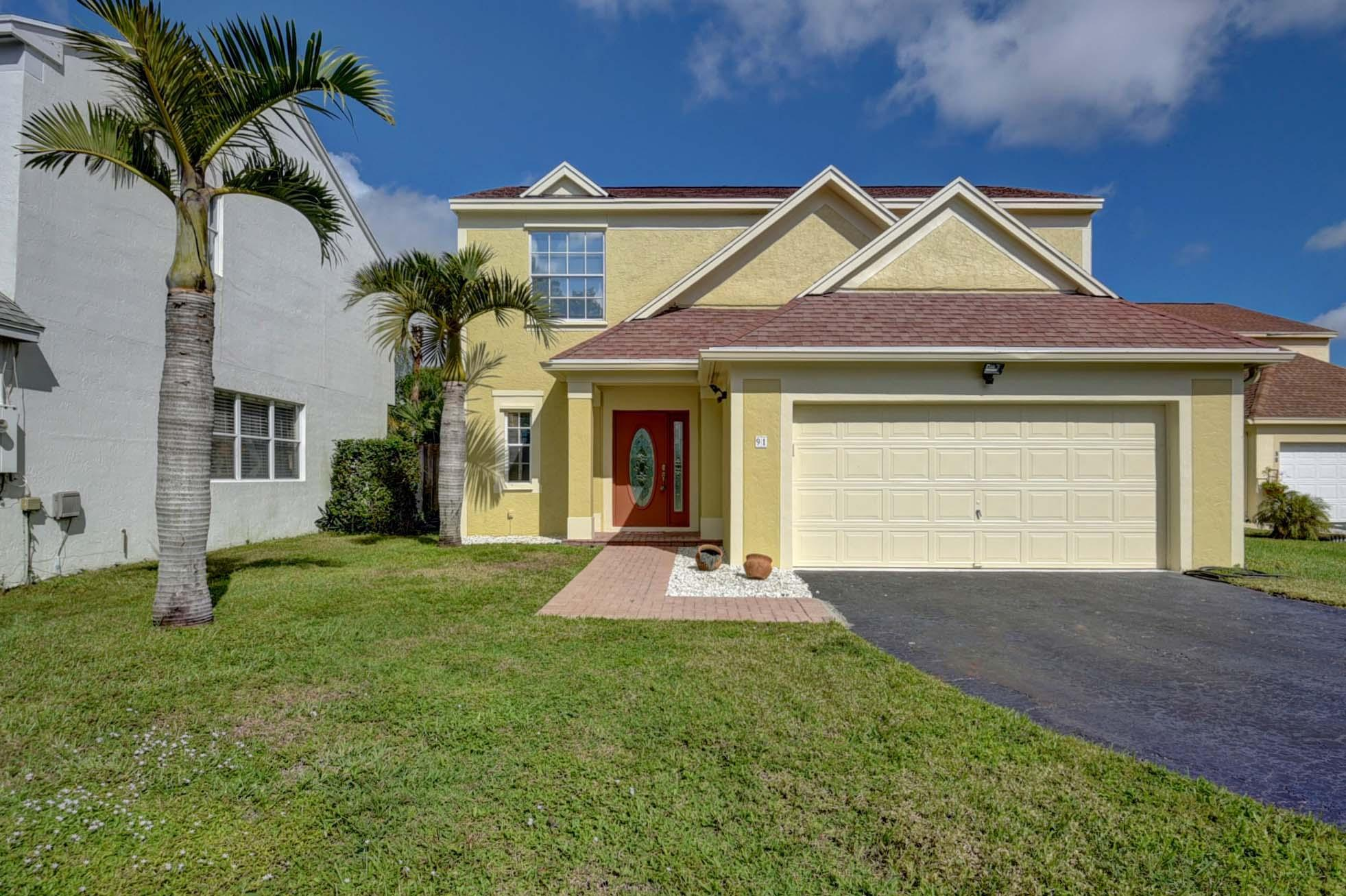 91 Swallow Drive  Boynton Beach FL 33436