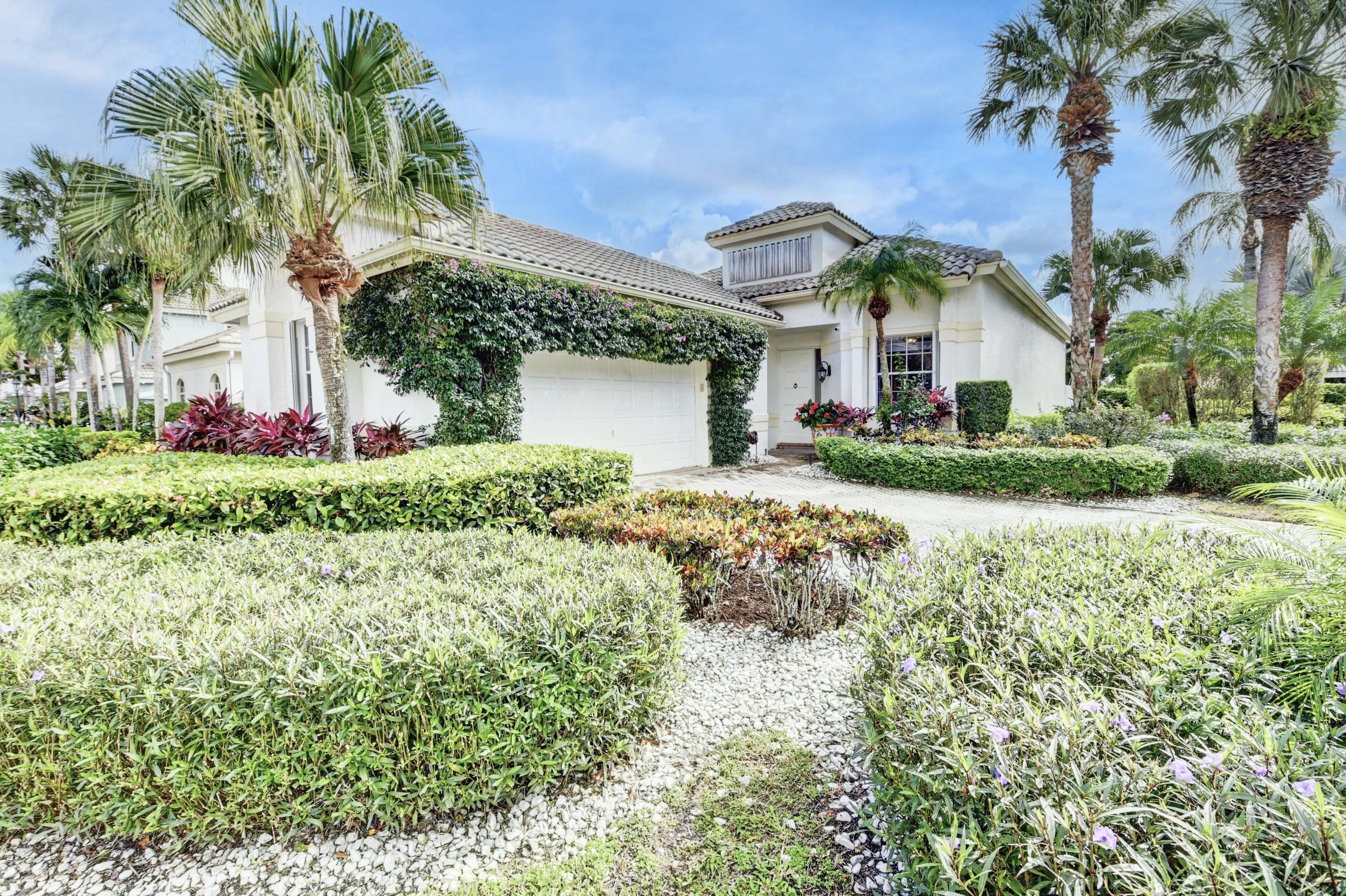Home for sale in Polo Club Delray Beach Florida
