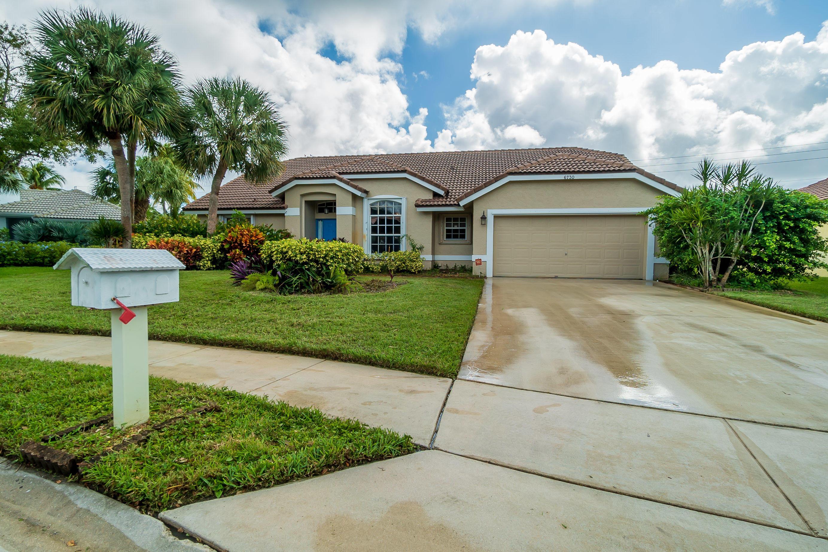 Home for sale in Addington Estates East Lake Worth Florida