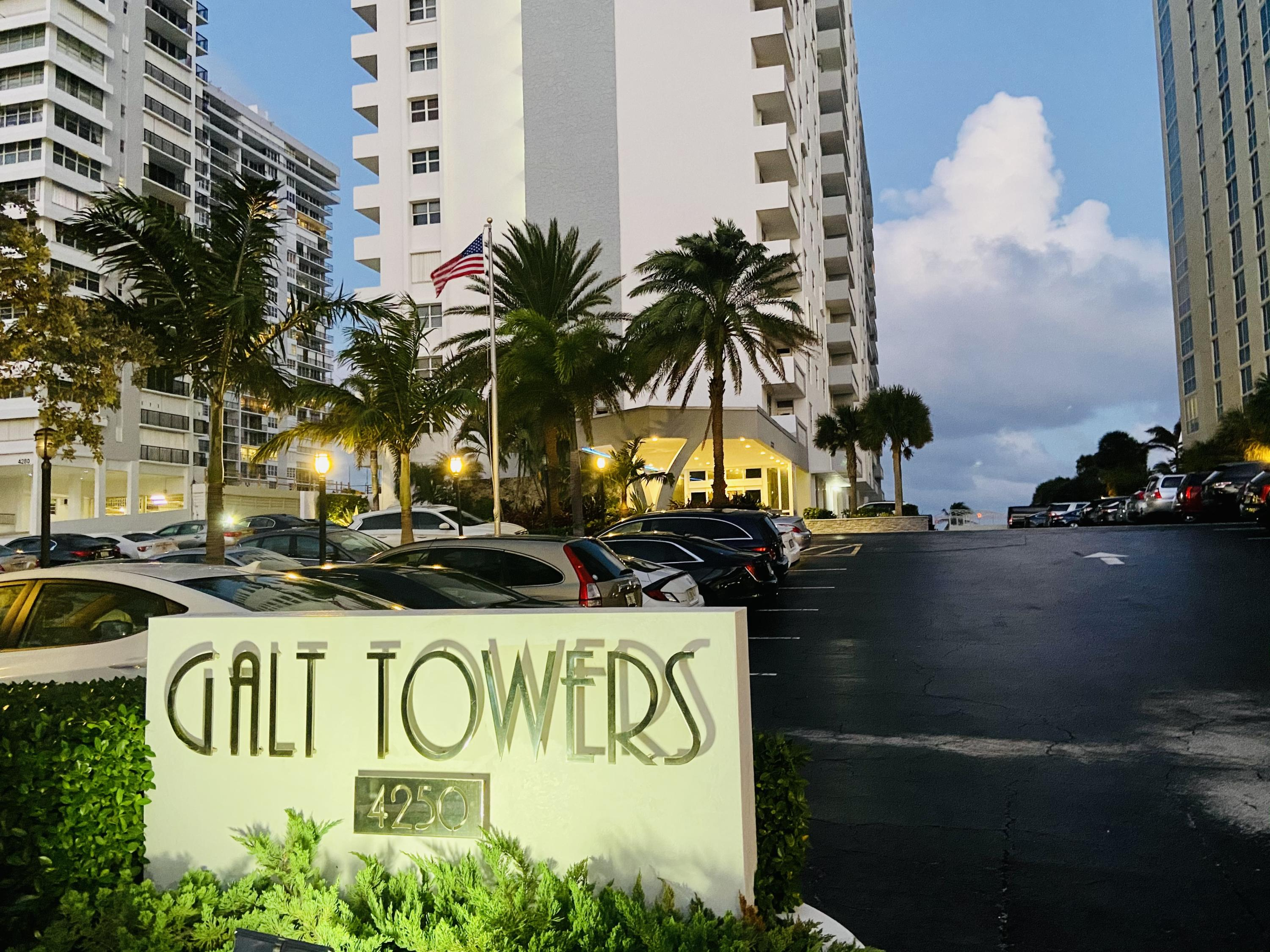 Home for sale in Galt Towers Fort Lauderdale Florida