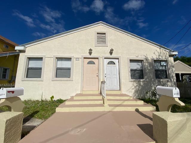 615 4th Street #A - 33401 - FL - West Palm Beach