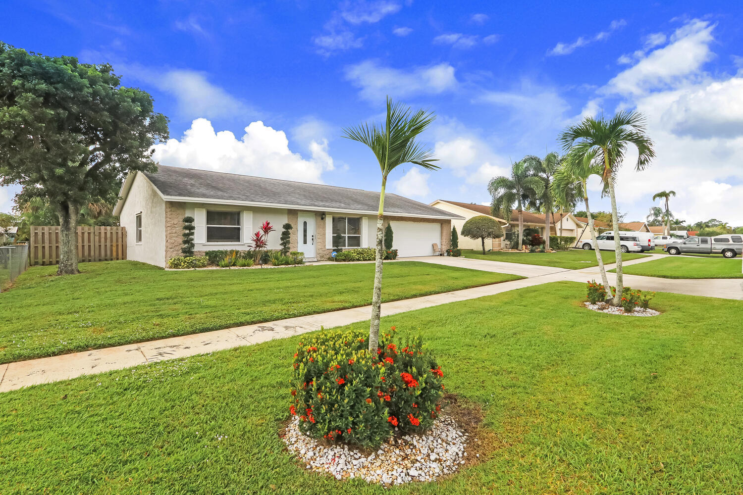 Home for sale in CONCEPT HOMES OF LANTANA 6 Lake Worth Florida