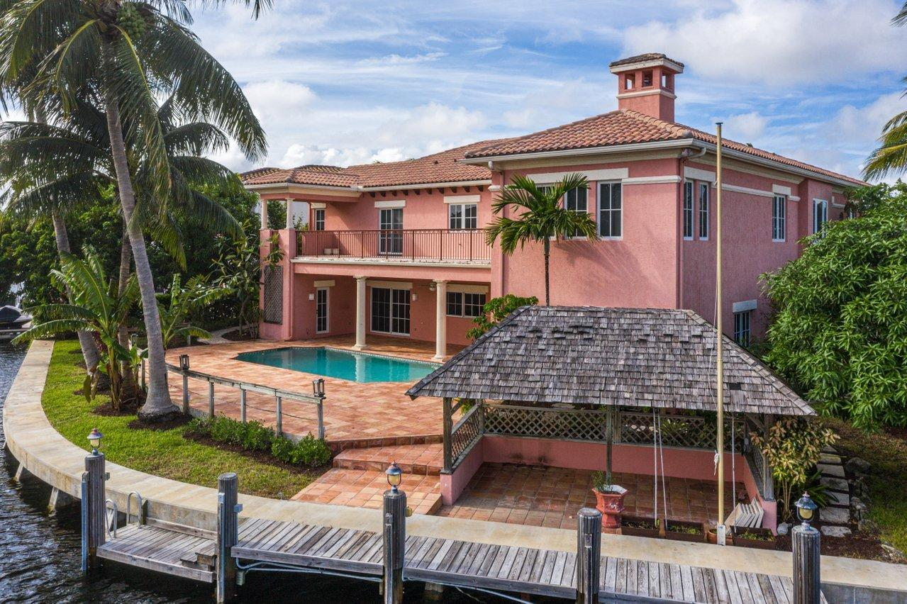Home for sale in Golden Harbour Boca Raton Florida