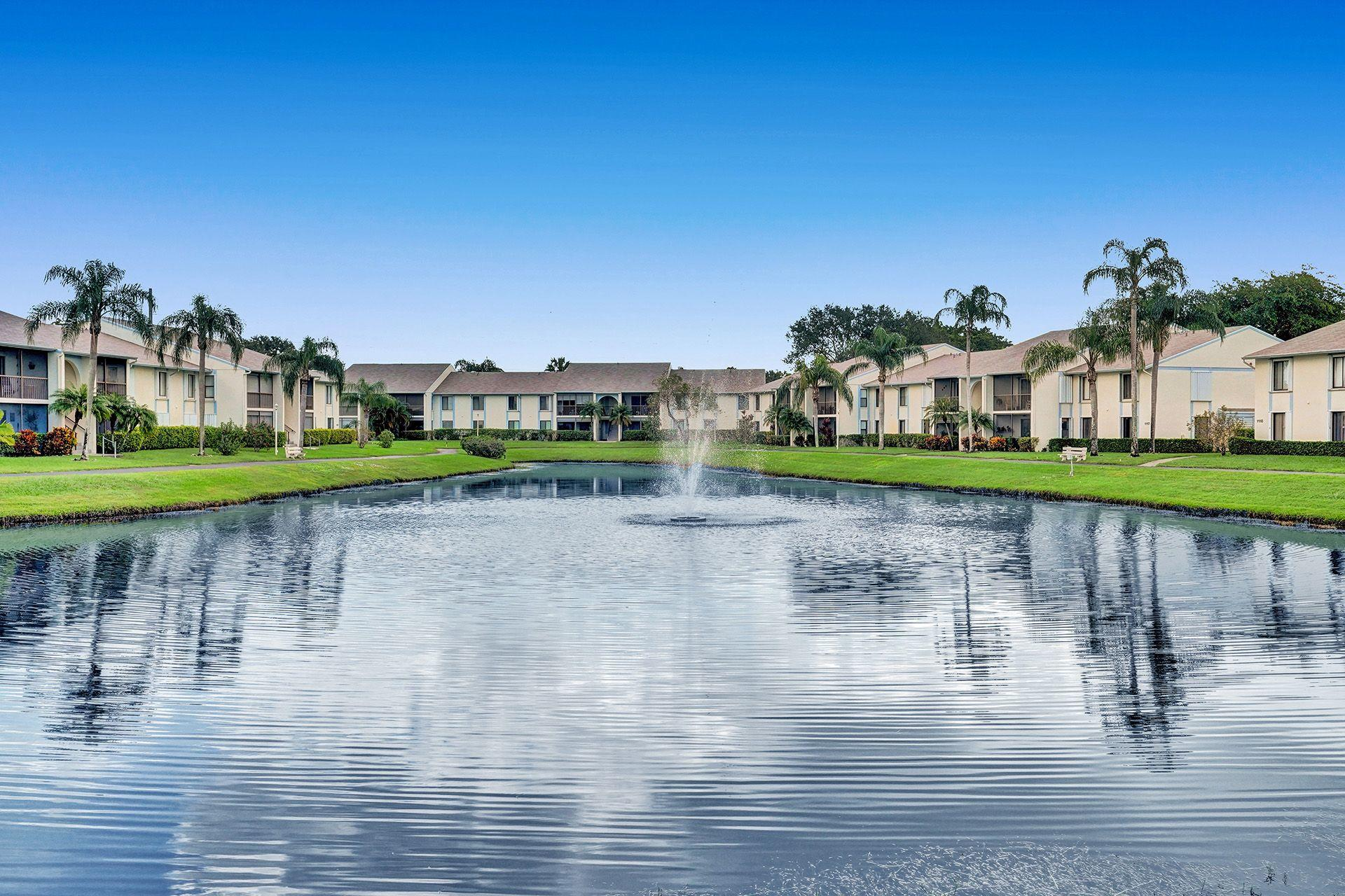 Home for sale in PALM CLUB VILLAGE II CONDO West Palm Beach Florida