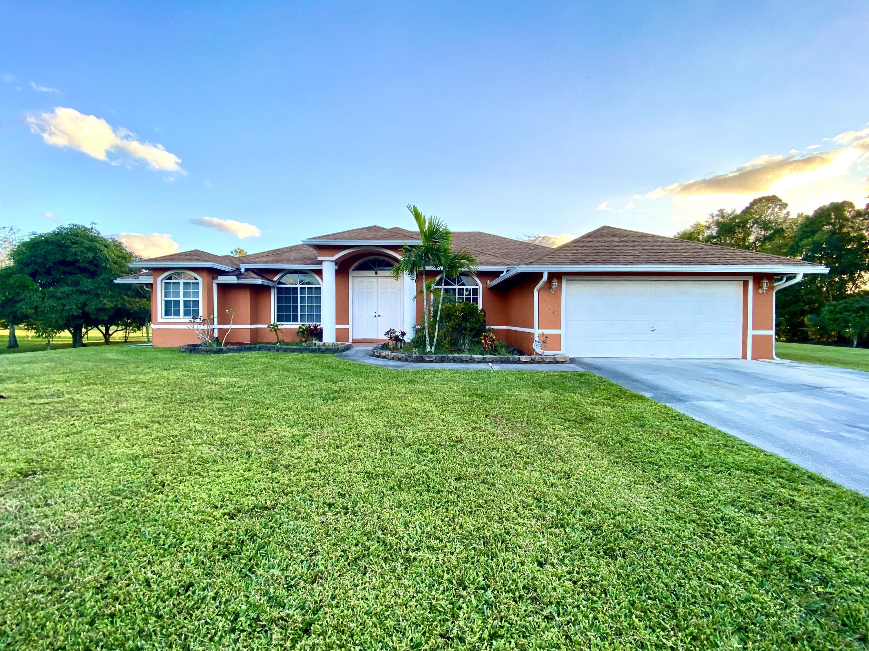 17830 Orange Grove Boulevard Loxahatchee, FL 33470