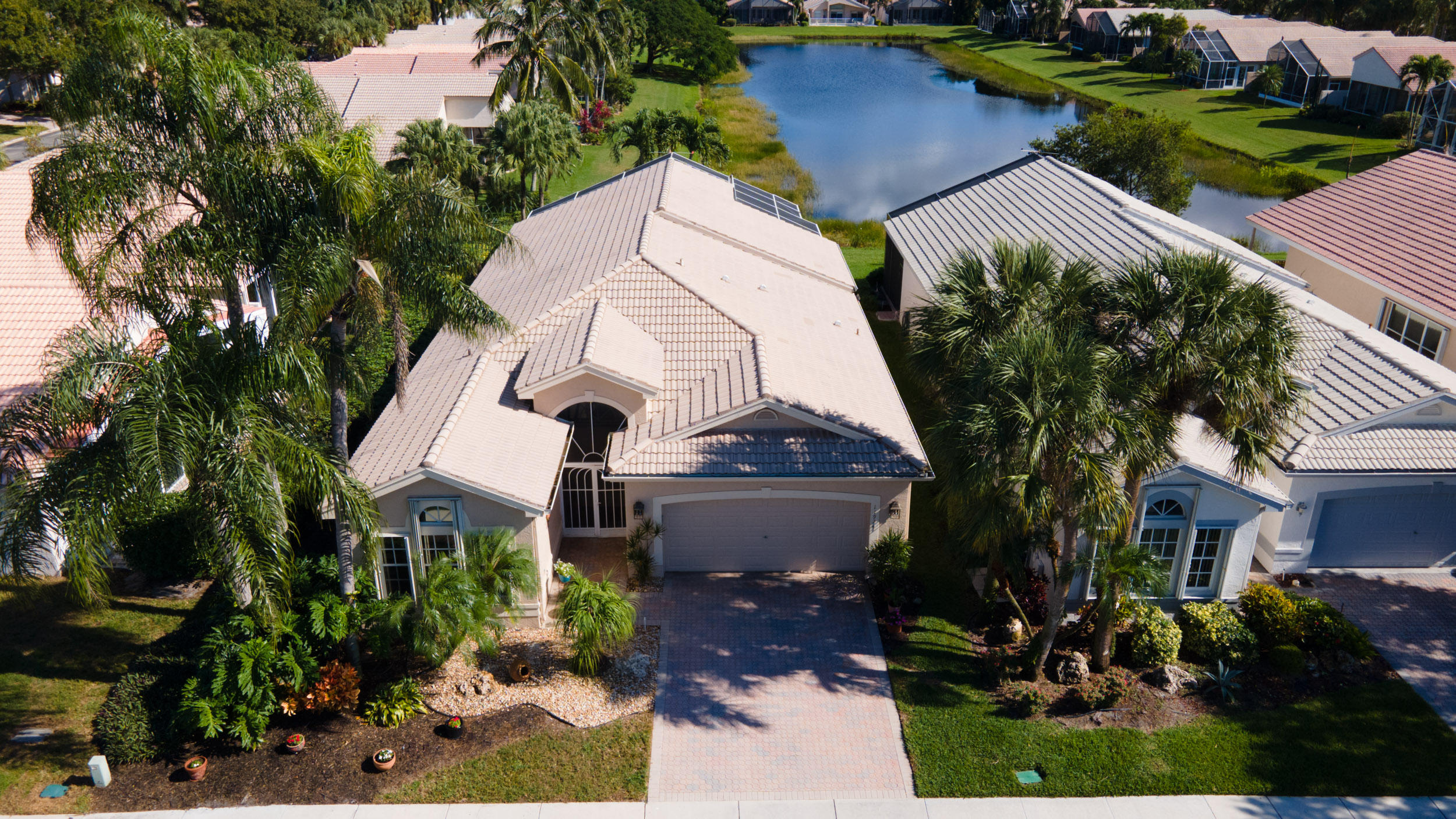 Home for sale in VALENCIA LAKES 3 Boynton Beach Florida