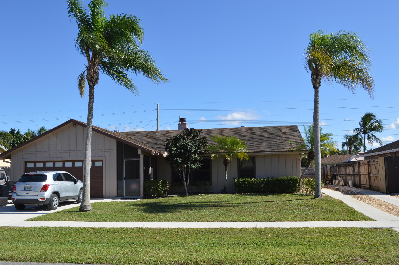 321 Las Palmas Street Royal Palm Beach, FL 33411