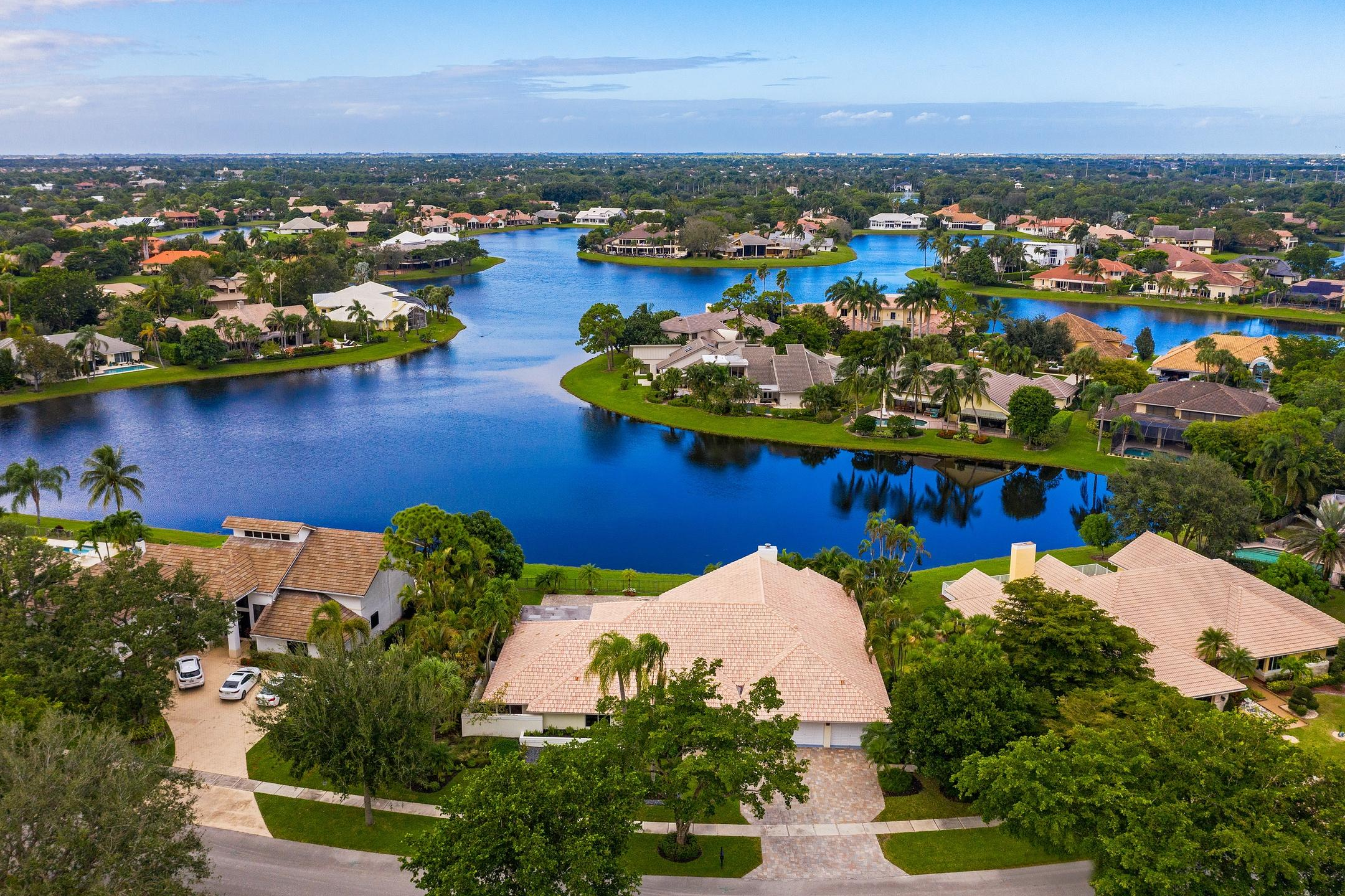 Home for sale in Woodfield Hunt Club Boca Raton Florida
