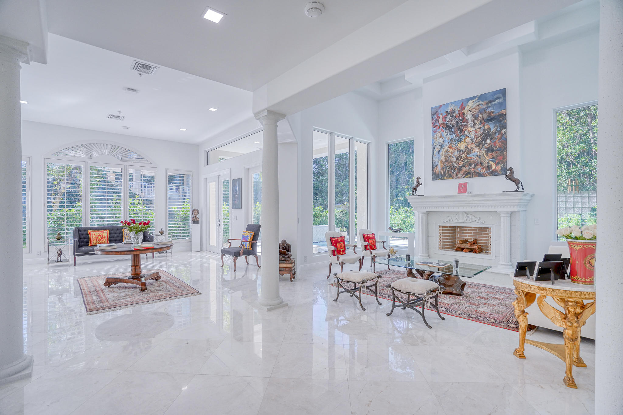 Home for sale in Ocean Grande Place Highland Beach Florida