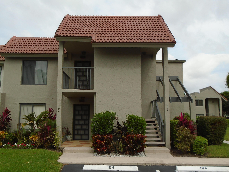 5780 Fairway Park Court 204  Boynton Beach FL 33437
