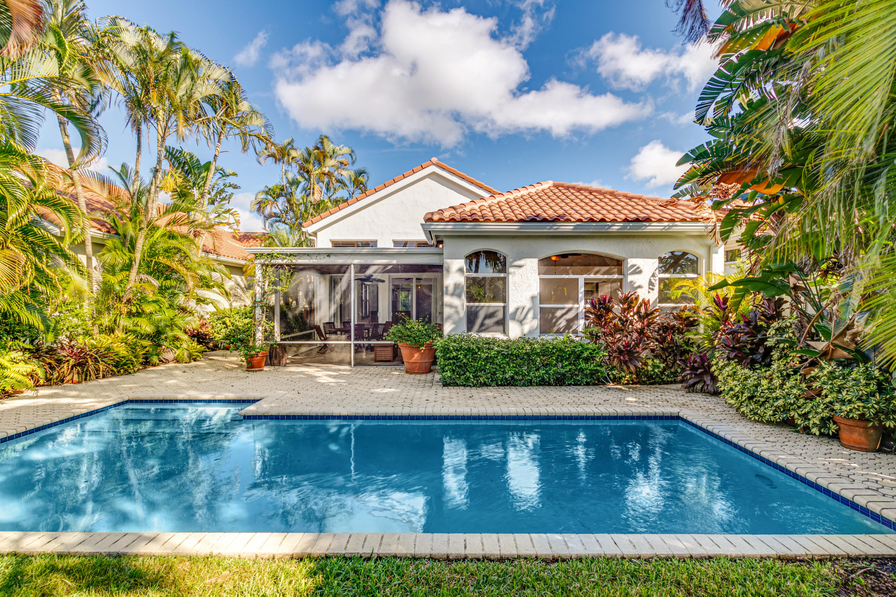 Home for sale in Palm Beach Polo & Country Club /chukker Cove Wellington Florida