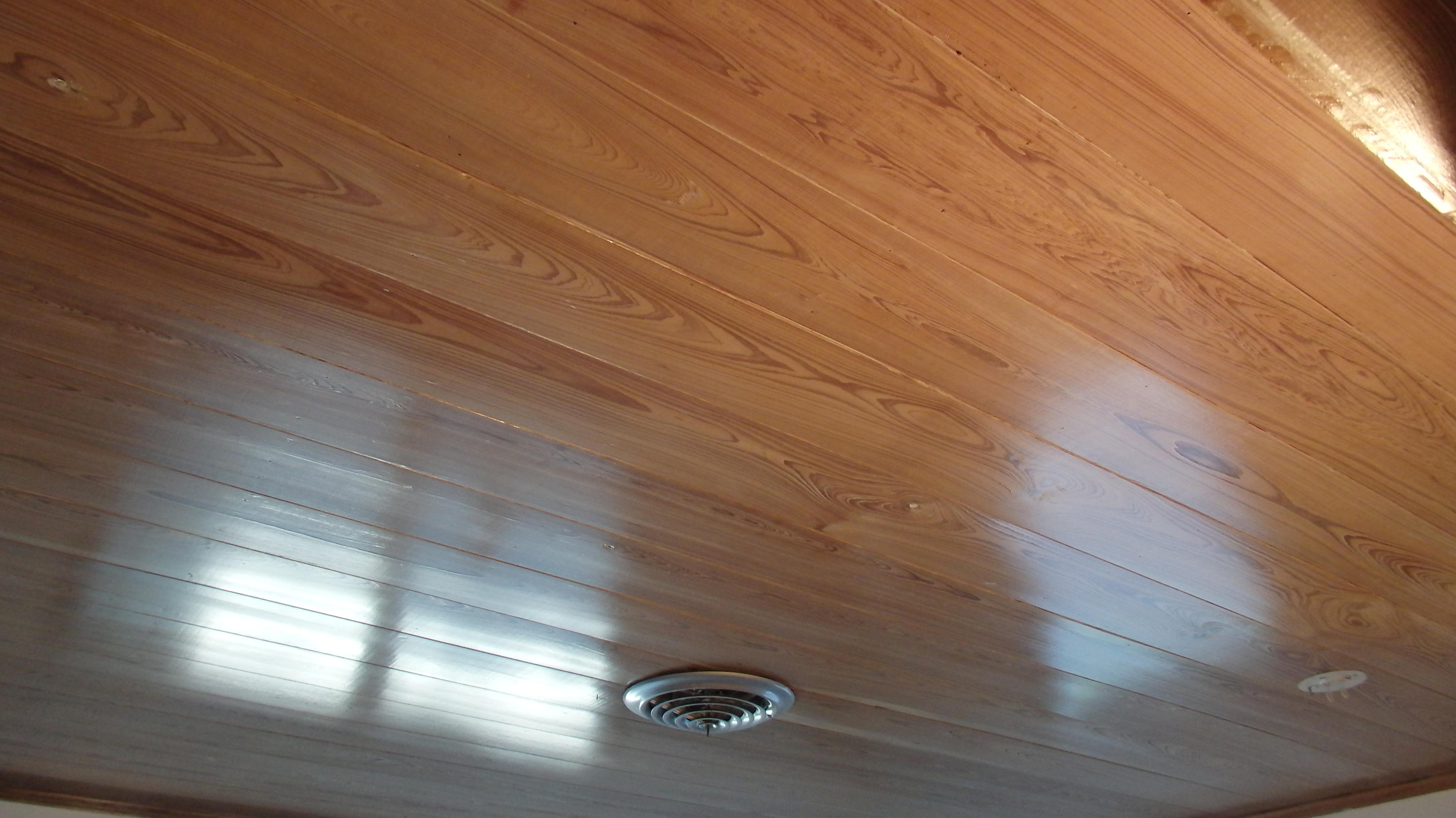 ceilings throughout