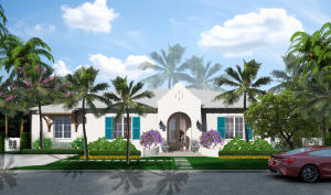 Brand New Palm Beach Construction located on sought after Sandpiper Drive.  This single-story home boasts 4 bedrooms, 4 full baths and 2 half baths.  In close proximity to the ocean with a deeded and secured private beach access, and only a short distance to the Intracoastal Lake Trail. The highest quality of fixtures and finishes are being used, along with all impact windows/doors, whole-house generator, and a large 2-car garage.