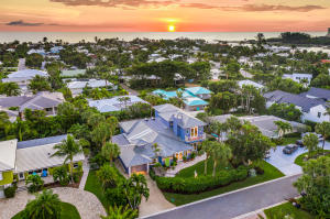If you have been looking for the PERFECT Jupiter area beach house with a spacious layout and GORGEOUS, classic finishes throughout, look no further -- 122 Lighthouse is it! Located in the highly sought after and esteemed community of Jupiter Inlet Colony, 122 Lighthouse has been meticulously cared for by current owner and is ready for its new family. Offering almost 4,000 square feet of living space across two levels, including a HUGE master suite upstairs (could easily be converted to bedrooms upstairs and master bedroom downstairs), two defined office spaces, and an oversized lot, this home is everything you have been dreaming about in a beach house and more! Step inside this magnificent home and be swept off your feet by the inviting entry, [click to continue reading]