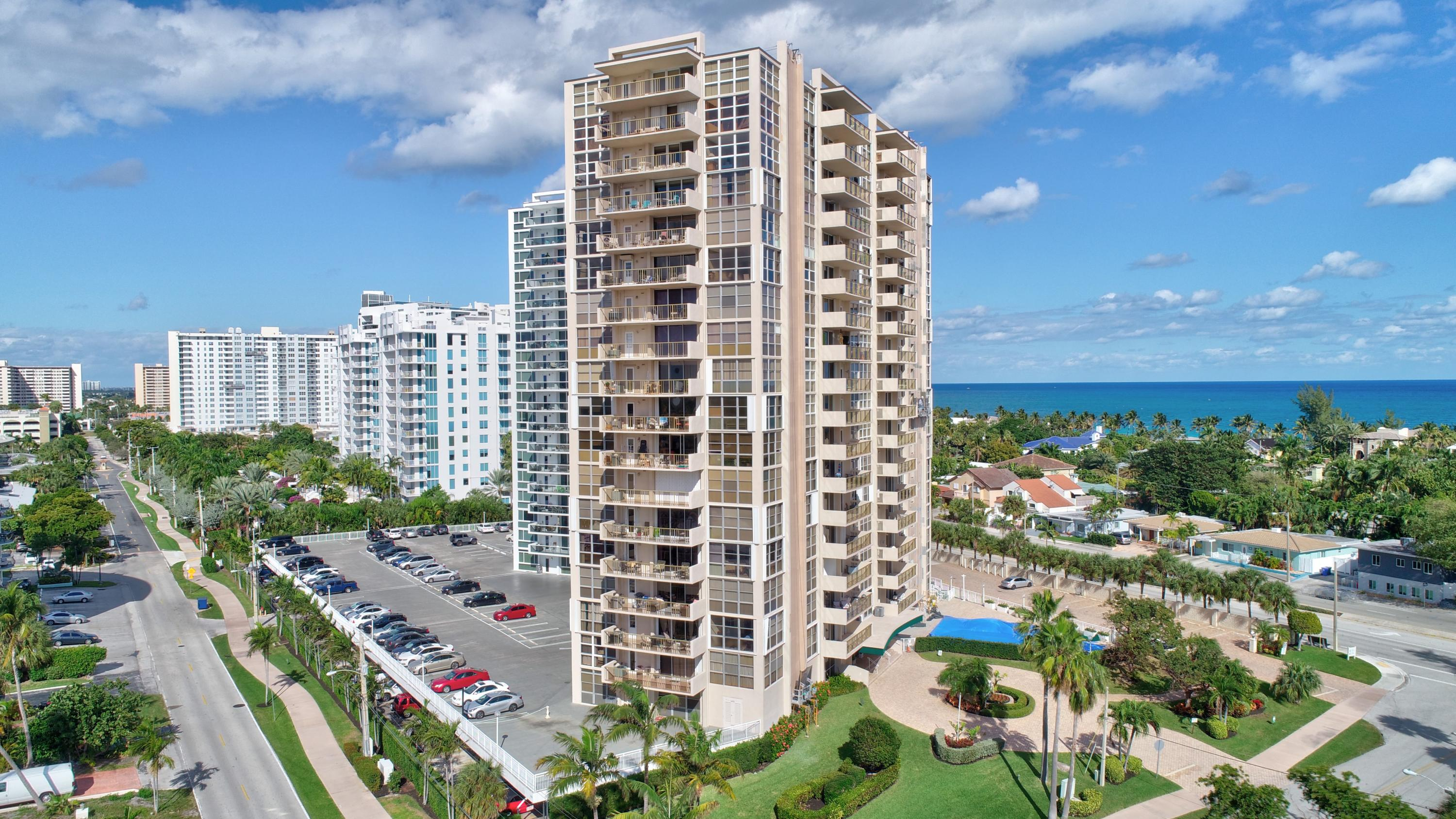 Home for sale in Embassy Tower Fort Lauderdale Florida