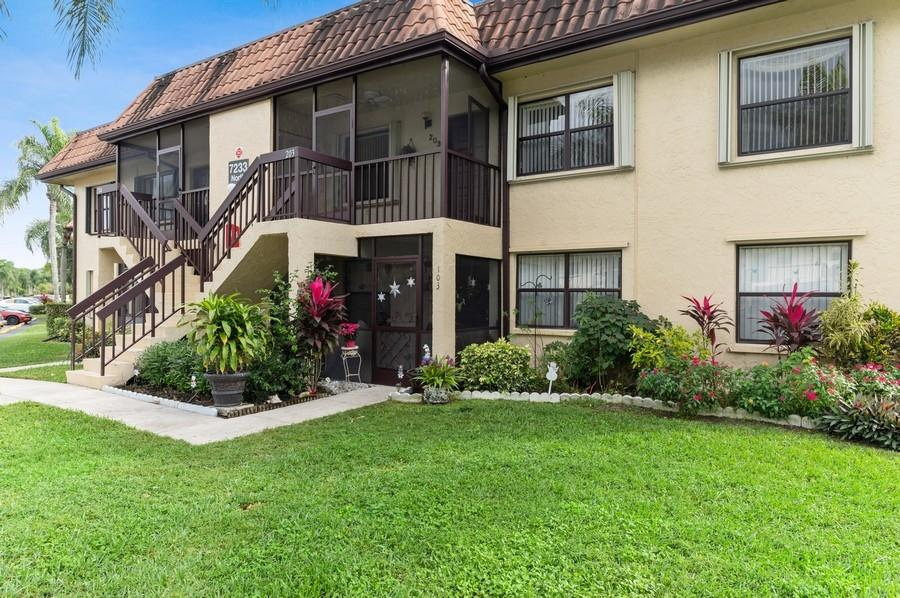 Home for sale in LUCERNE LAKES GOLF COLONY CONDOS 1 THRU 12 AND 14 A Lake Worth Florida