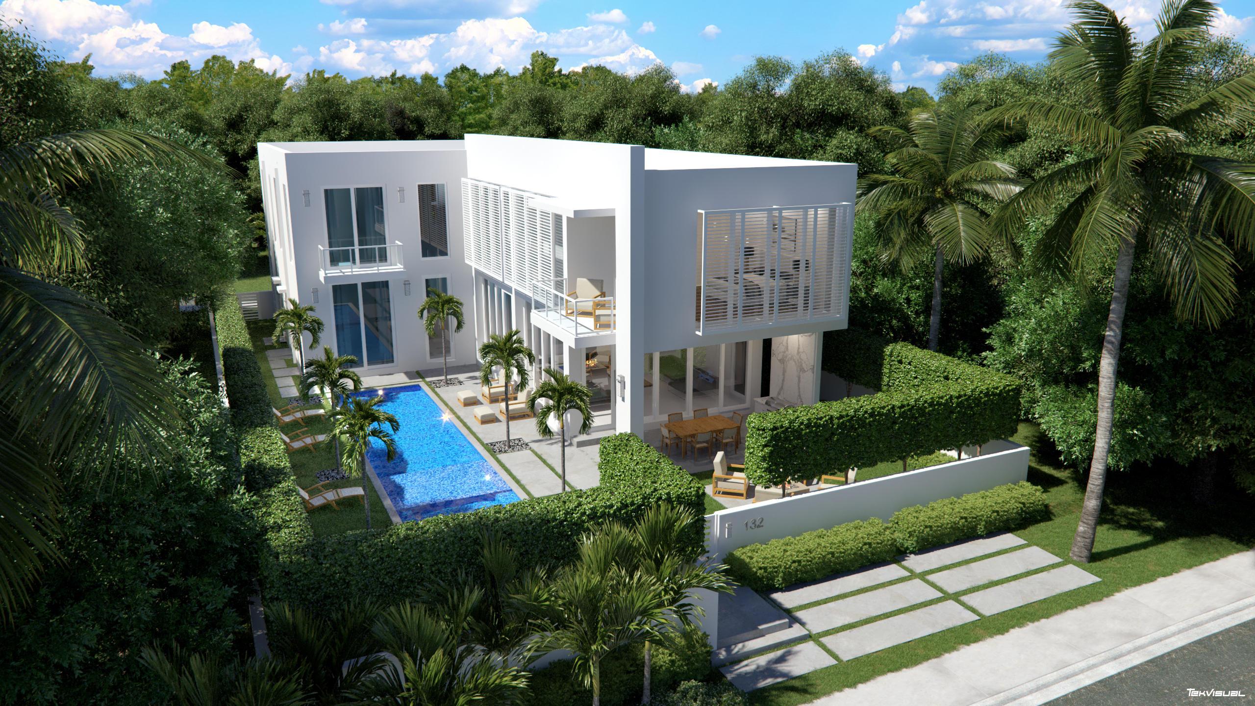 132 7th Avenue, Delray Beach, Florida 33483, 4 Bedrooms Bedrooms, ,4.1 BathroomsBathrooms,Single Family Detached,For Sale,7th,RX-10679286