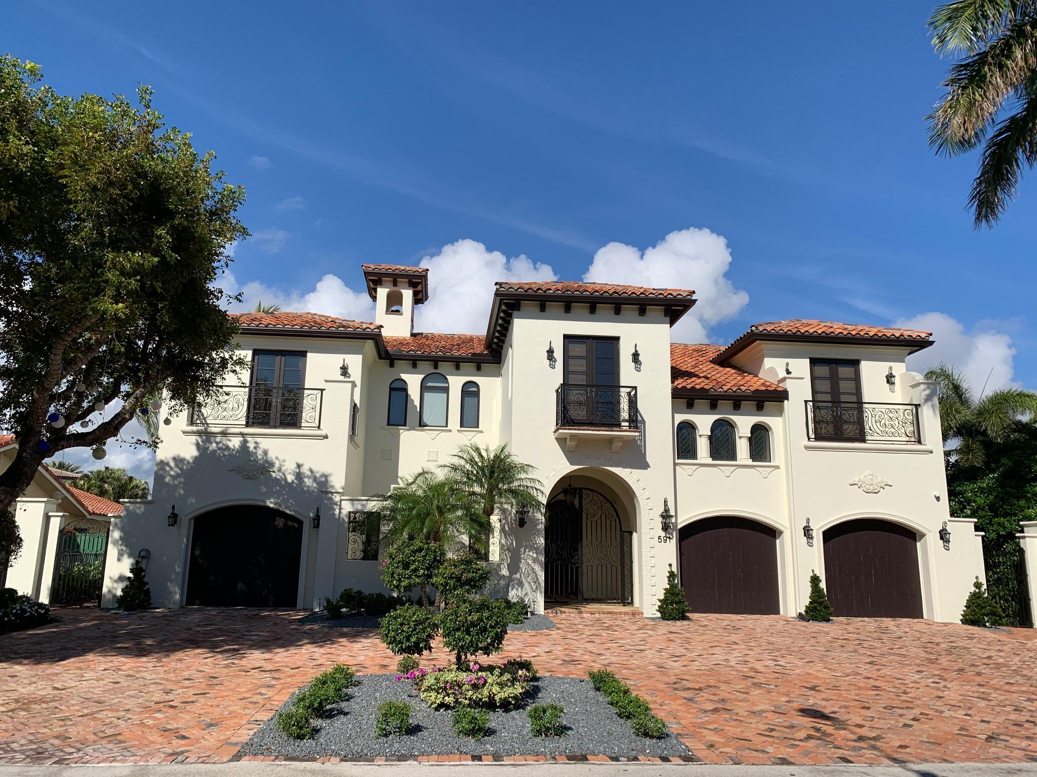 Home for sale in GOLDEN HARBOUR SEC 3 Boca Raton Florida