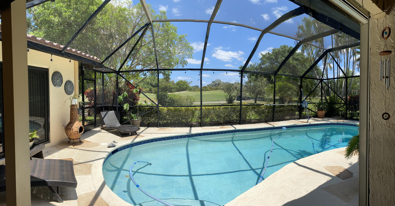 Home for sale in BOCA GREENS 3 Boca Raton Florida