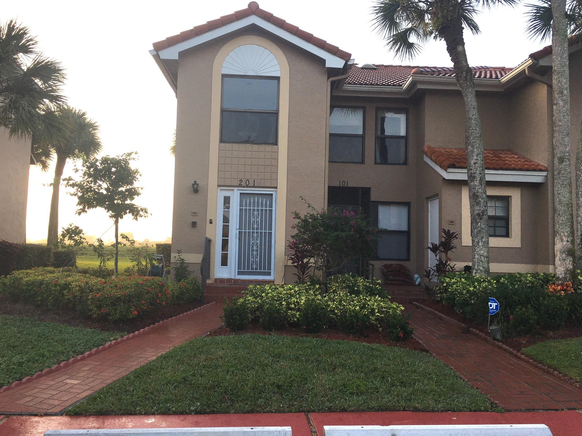 Home for sale in Gardens Of Sweetwater Condos Boca Raton Florida