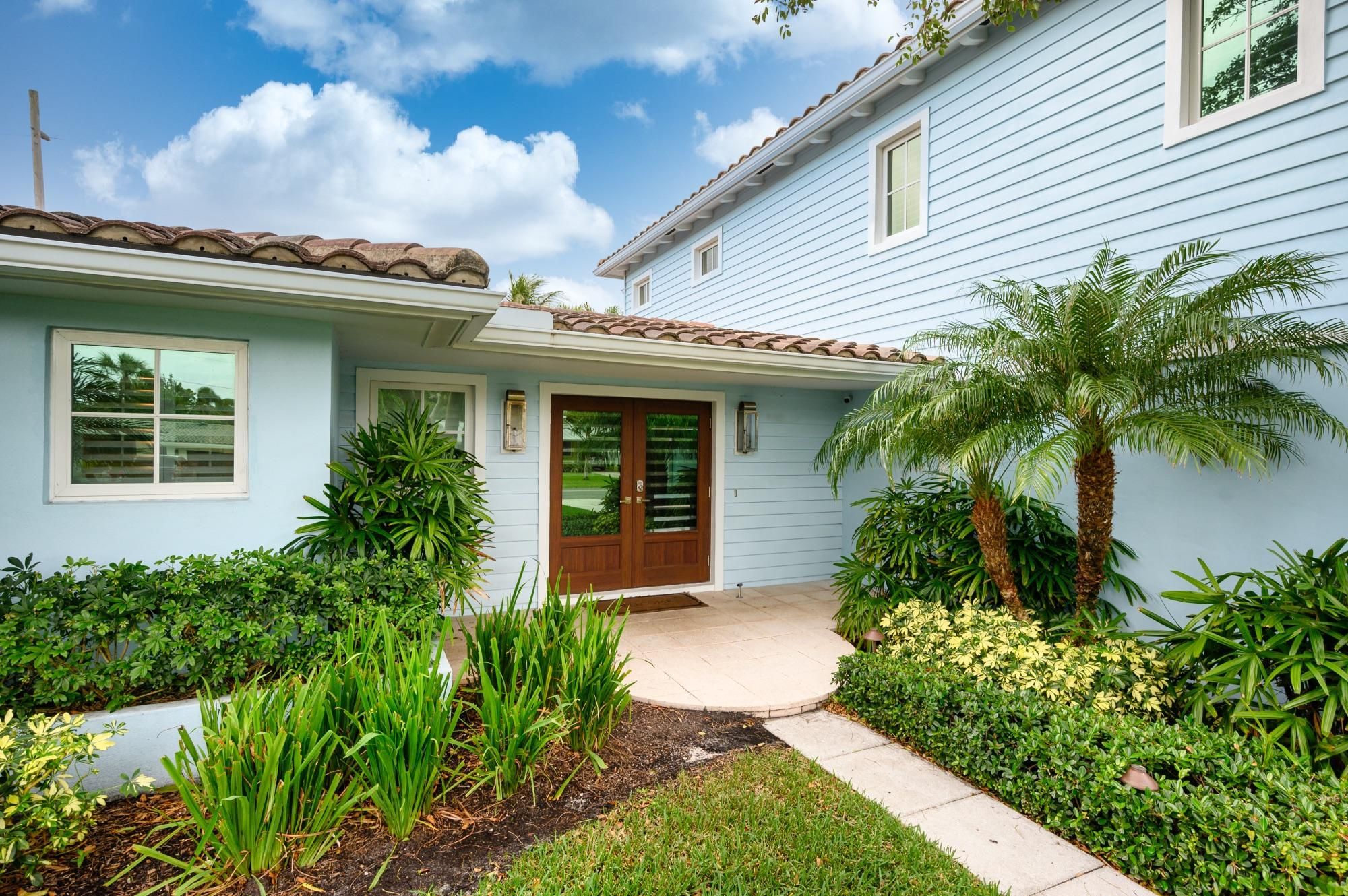 Home for sale in HILLSBORO SHORES SEC B Pompano Beach Florida