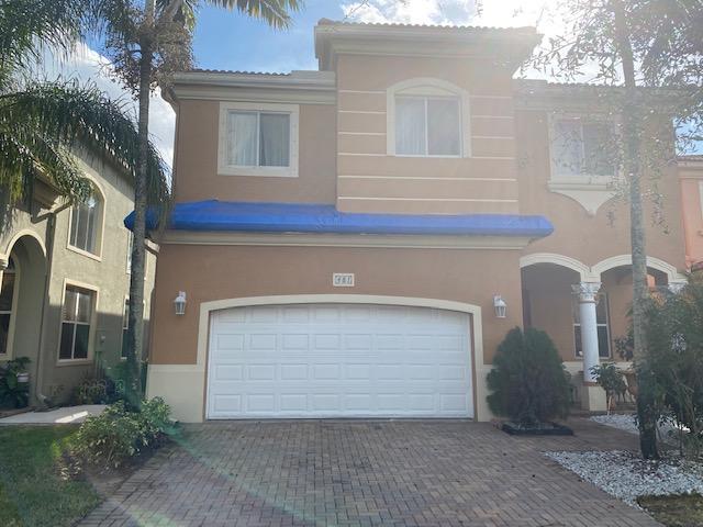 481 Gazetta Way  West Palm Beach FL 33413