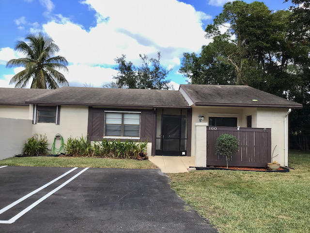 Home for sale in Indian Trail Villas Royal Palm Beach Florida