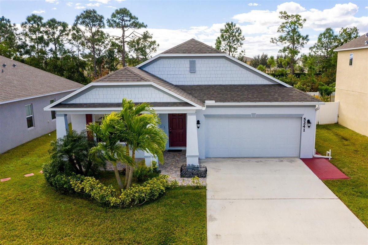 Home for sale in WINTERLAKES TRACT H 1ST REPLAT Port Saint Lucie Florida