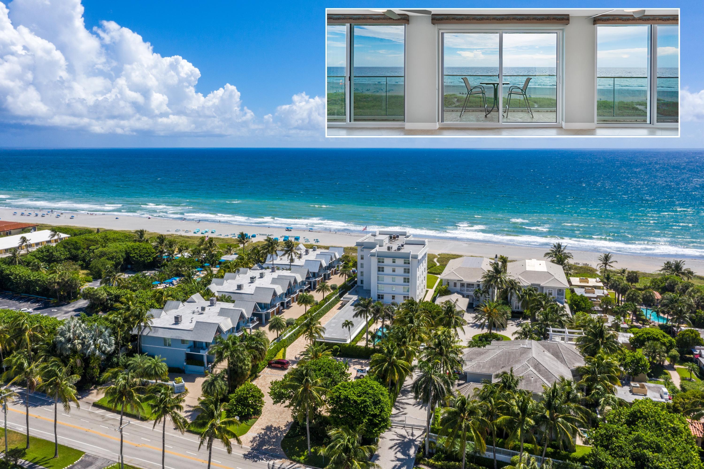 Home for sale in South Ocean Condo Delray Beach Florida