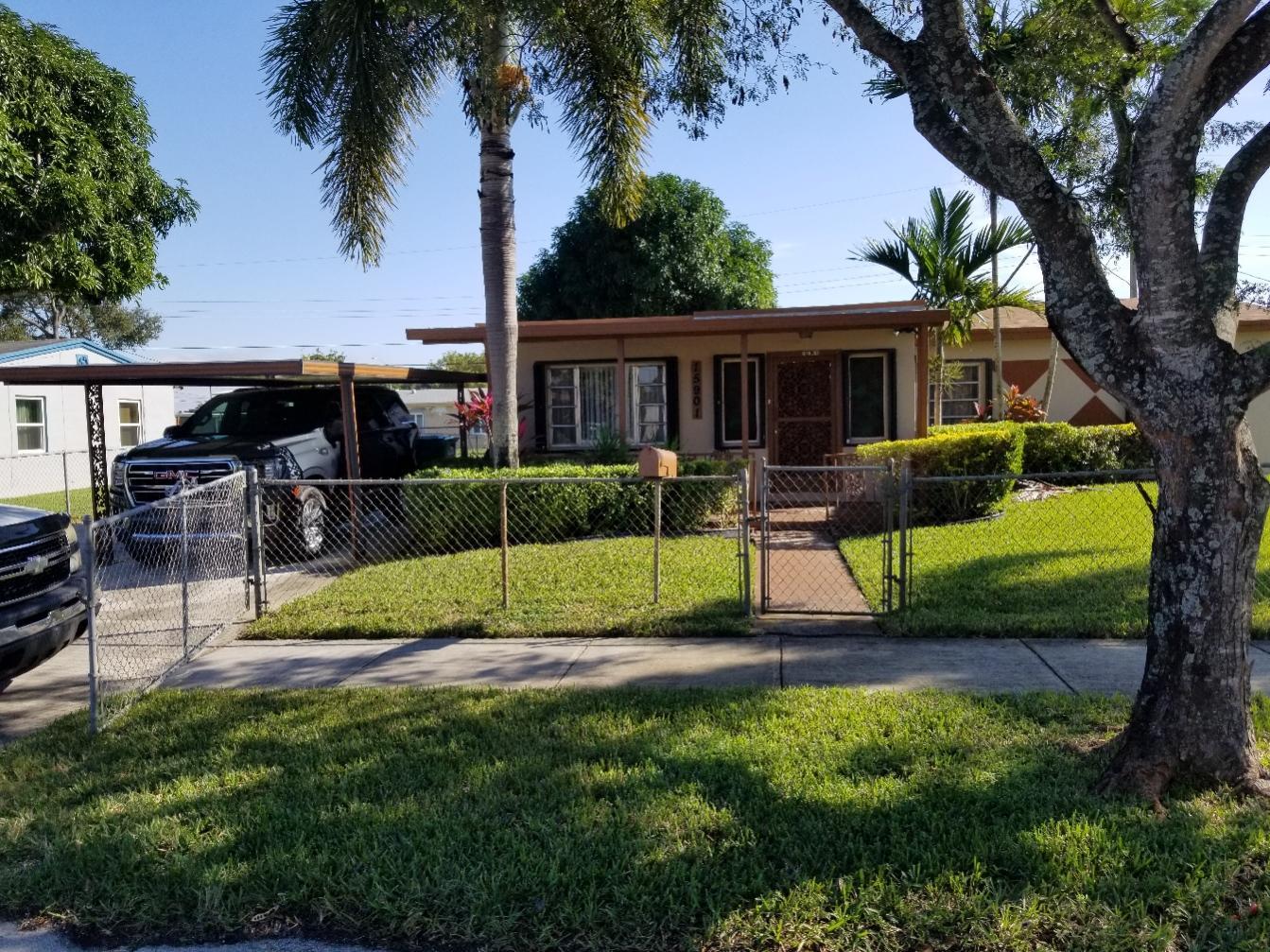 Home for sale in BUNCHE PARK 1 ADDN Miami Gardens Florida