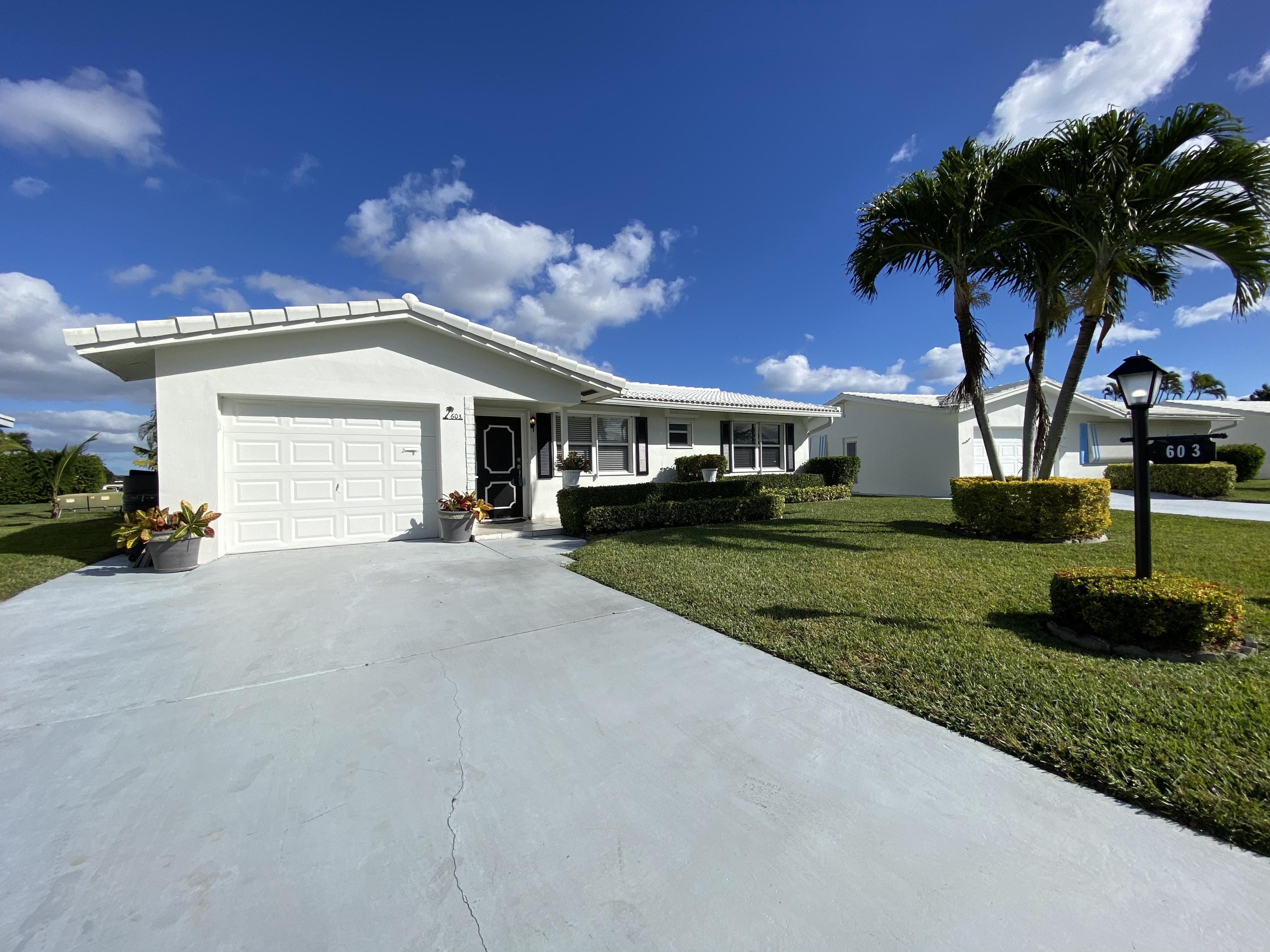 603 SW 15th Street  Boynton Beach FL 33426