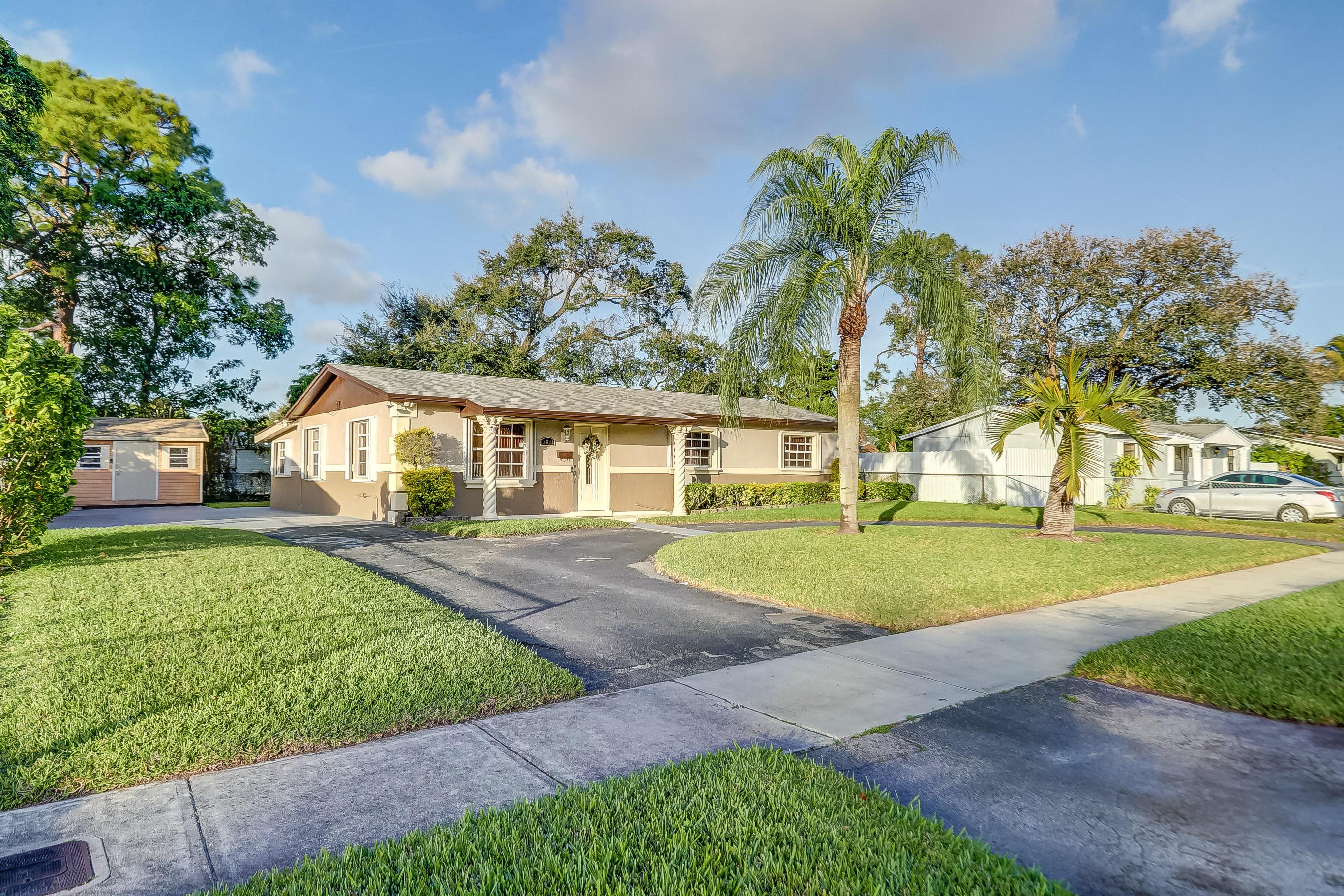 Home for sale in VISTA VERDE SEC TWO Miami Gardens Florida