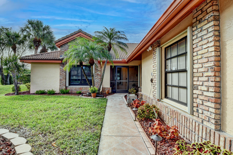 Home for sale in Aberdeen--waterford At Aberdeen Boynton Beach Florida